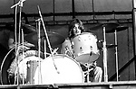 Led Zeppelin  1969  John Bonham at Bath Festival..........