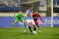 VOETBAL: HEERENVEEN: Abe Lenstra Stadion, SC Heerenveen, Oliver Batista Meier, ©foto Martin de Jong