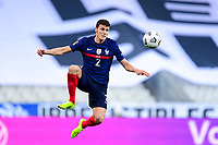 Benjamin Pavard (france)  <br /> FIFA World Cup Qatar 2022 qualification football match between France and Ukraine at Stade de France in Paris (France), March, 24, 2021. Photo JB Autissier / Panoramic / Insidefoto
