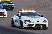 Toyota Supra GR pace car