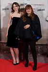 Emily Mortimer and director Isabel Coixet attends to the presentation of film 'La Libreria' at Verdi Cinema in Madrid, Spain. November 08, 2017. (ALTERPHOTOS/Borja B.Hojas)