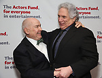 Jack O'Brien and Harvey Fierstein attends The Actors Fund Annual Gala at Marriott Marquis on April 29, 2019  in New York City.