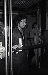 Bob Dylan attend the Songwriters Hall Of Fame held on March 28, 1982 at the Hilton Hotel in New York City.