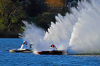 """Andrew Tate, A-25 """"Fat Chance"""" (2.5 MOD class hydroplane(s) and Jim Aid, A-33 """"In Cahoots Again"""""""