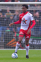 Thiam Cheick (71) of Zulte-Waregem pictured during a friendly soccer game between KMSK Deinze and Zulte Waregem during the preparations for the 2021-2022 season , on Wednesday 14 th of July 2021 in Deinze , Belgium . PHOTO STIJN AUDOOREN | SPORTPIX