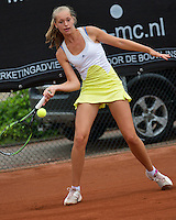 07-08-13, Netherlands, Rotterdam,  TV Victoria, Tennis, NJK 2013, National Junior Tennis Championships 2013, Roos Gerritsen<br /> <br /> <br /> Photo: Henk Koster