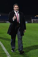 Italo Zanzi Ceo Roma Latina 17-03-2015 Stadio Domenico Francioni Football Calcio Youth Champions League 2014/2015 AS Roma - Manchester City. Foto Andrea Staccioli / Insidefoto