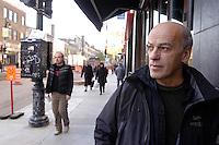File Photo -  Michael Prescott<br /> <br />  photo  : Jacques Pharand<br />  -  Agence Quebec Presse