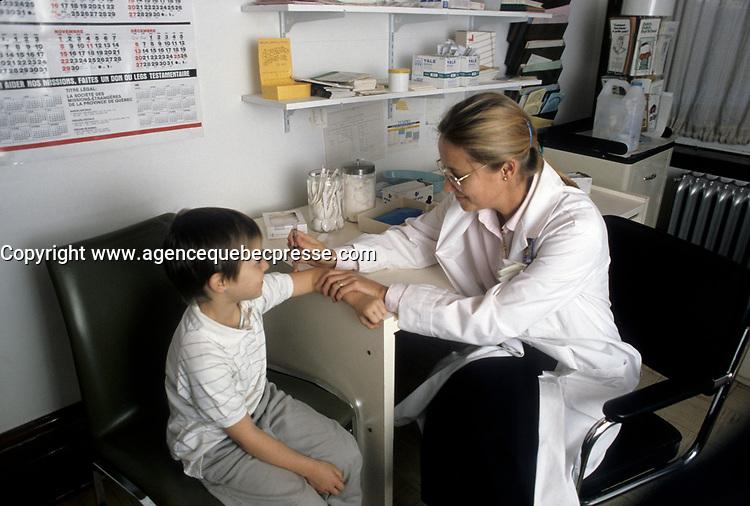 vaccination circa 1986