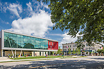 Oberlin College Peter B. Lewis Gateway Center | Solomon Cordwell Buenz