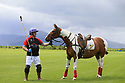 pmce 03 june 2019 Tyrella House Polo player Richard Suitor at Tyrella House, County Down