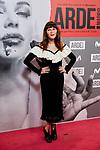 Antonia San Juan attends to ARDE Madrid premiere at Callao City Lights cinema in Madrid, Spain. November 07, 2018. (ALTERPHOTOS/A. Perez Meca)