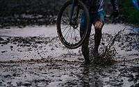 splishy-splashy<br /> <br /> UCI cyclo-cross World Cup Dendermonde 2020 (BEL)<br /> <br /> ©kramon