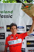 Most Aggressive rider Michael Torckler (Trusthouse, New Zealand). UCI Oceania Tour - NZ Cycle Classic stage two - Masterton to Martinborough circuit in Wairarapa, New Zealand on Thursday, 21 January 2016. Photo: Dave Lintott / lintottphoto.co.nz