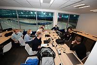 SCHAATSEN: HEERENVEEN, IJsstadion Thialf, 28-09-2020, TEAM JUMBO/VISMA, ©foto Martin de Jong