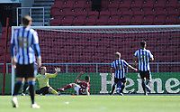 Bristol City's Kasey Palmer scores his side's first goal  <br /> <br /> Photographer Ian Cook/CameraSport<br /> <br /> The EFL Sky Bet Championship - Bristol City v Sheffield Wednesday - Sunday 27th September, 2020 - Ashton Gate - Bristol<br /> <br /> World Copyright © 2020 CameraSport. All rights reserved. 43 Linden Ave. Countesthorpe. Leicester. England. LE8 5PG - Tel: +44 (0) 116 277 4147 - admin@camerasport.com - www.camerasport.com