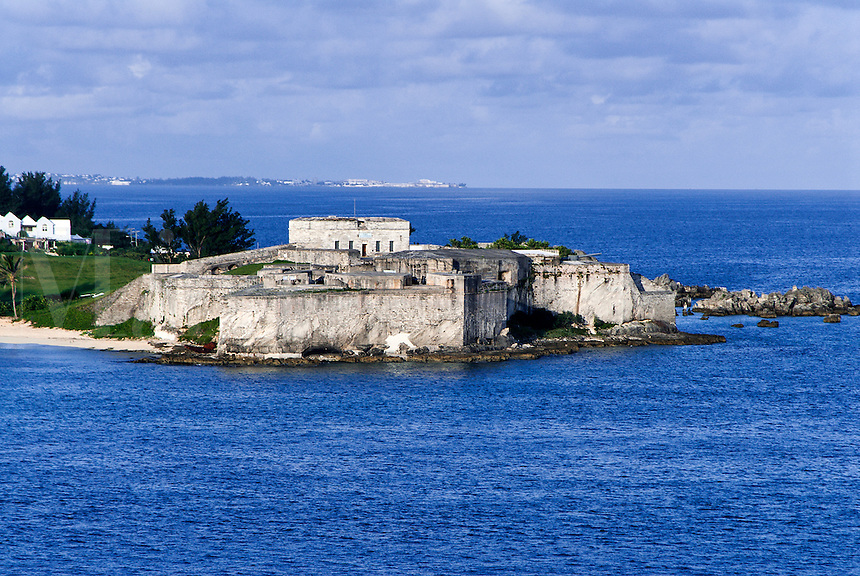Fort St. Catherine, St George Bermuda