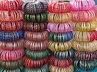 bangles in the market, Jodhpur