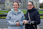 Enjoying a stroll and cuppa in the Killarney National park on Friday, l to r: Karen Foley and Noreen Walsh.
