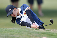 Zhouyi Hu, Manawatu Wanganui, 2019 New Zealand Women's Interprovincials, Maraenui Golf Club, Hawke's Bay, New Zealand, Saturday 06th December, 2019. Photo: Kerry Marshall/www.bwmedia.co.nz