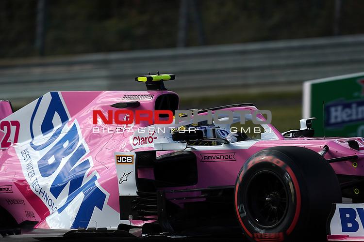 10.10.2020, Nürburgring, Nürburg, Formula 1 Aramco Grosser Preis der Eifel 2020<br /> , im Bild<br />Nico Hülkenberg (GER#27), BWT Racing Point F1 Team<br /> <br /> Foto © nordphoto / Bratic