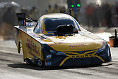 J.R. Todd, Toyota, Funny Car, DHL