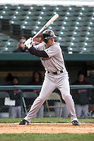 April 5, 2007:  Bridger Hunt of the Great Lakes Loons at Coveleski Stadium in South Bend, IN.  Photo by:  Chris Proctor/Four Seam Images