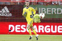 Spain's David De Gea during FIFA World Cup 2018 Qualifying Round match. September 5,2016.(ALTERPHOTOS/Acero) /NORTEPHOTO