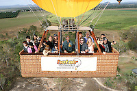 20121011 October 11 Hot Air Balloon Cairns