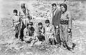 Iraq 1962     <br /> 2nd Left, Anwar Beg Betwata Khoshnaw and 1st, right , Hajar Charafkandi, the poet in Shaklawa  <br /> Irak 1962 <br /> 2eme a gauche, Anwar Beg Betwata Khoshnaw et 1er a droite, Hajar Charafkandi, le poete a Shaklawa