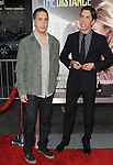 Justin Long & brother at the Warner Bros. Pictures' L.A. Premiere of Going the Distance held at The Grauman's Chinese Theatre in Hollywood, California on August 23,2010                                                                               © 2010 Hollywood Press Agency