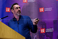 """18.11.2015 - LSE Presents: """"Postcapitalism: A Guide To Our Future"""" - Paul Mason"""