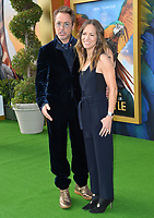 """LOS ANGELES, USA. January 11, 2020: Robert Downey Jr. & Susan Downey at the premiere of """"Dolittle"""" at the Regency Village Theatre.<br /> Picture: Paul Smith/Featureflash"""