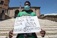 17.06.2020 - Baobab Experience Demo For Migrants & Asylum Seekers Under Covid19 / Coronavirus Crisis
