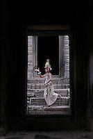 Siam Reap, Cambodia, Angkor Wat