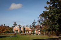 Euston Hall, home to the Dukes of Grafton. The grounds were designed in the 1730s by William Kent
