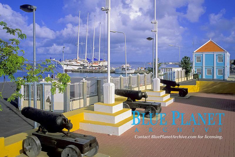 Sailing vessel Legacy on the Town Pier, Kralendijk, Bonaire