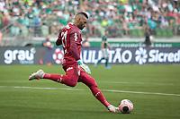 São Paulo (SP), 16/02/2020 - Palmeiras-Mirassol - Weverton. Palmeiras e Mirassol, durante partida válida pela sexta rodada do campeonato paulista 2020, no Allianz Parque, zona oeste da capital, na tarde deste domingo (16).