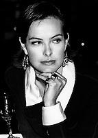 Montreal (Qc) Canada  file Photo - Sept  1994 - ,Carole Bouquet