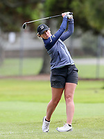 Shardae Bulkeley, Northland. 2020 Women's Interprovincial Golf Championships, Akarana Golf Club, Auckland, New Zealand, Tuesday 1 December 2020. Photo: Simon Watts/www.bwmedia.co.nz