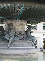 Parisian Fountain