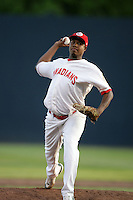 July 11 2009: Joselito Adames of the Vancouver Canadians during game against the Boise Hawks at Nat Bailey Stadium in Vancouver,BC..Photo by Larry Goren/Four Seam Images