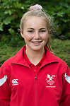 Manon Johnes<br /> <br /> Team Wales team photo prior to leaving for the Bahamas 2017 Youth commonwealth games - Sport Wales National centre - Sophia Gardens  - Saturday 15th July 2017 - Wales <br /> <br /> ©www.Sportingwales.com - Please Credit: Ian Cook - Sportingwales