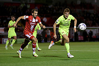 Hector Kyprianou of Leyton Orient during Crawley Town vs Leyton Orient, Papa John's Trophy Football at The People's Pension Stadium on 5th October 2021
