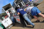 Feb 14, 2009; 4:02:22 PM; Barberville, FL, USA; World of Outlaws Late Model Series for the $10,000 to win at Volusia Speedway Park.  Mandatory Credit: (thesportswire.net)