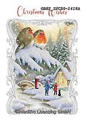 John, CHRISTMAS LANDSCAPES, WEIHNACHTEN WINTERLANDSCHAFTEN, NAVIDAD PAISAJES DE INVIERNO, paintings+++++,GBHSSXC50-1418A,#xl#
