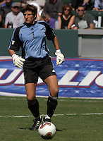 Silke Rottenberg, Germany 2-1 over Sweden at the  WWC 2003 Championships.