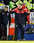 Graeme Murty two thumbs up