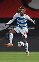 Queens Park Rangers' Osman Kakay <br /> <br /> Queens Park Rangers' Osman Kakay<br /> <br /> Photographer David Horton/CameraSport<br /> <br /> The EFL Sky Bet Championship - Bournemouth v Queens Park Rangers - Saturday 17th October 2020 - Vitality Stadium - Bournemouth<br /> <br /> World Copyright © 2020 CameraSport. All rights reserved. 43 Linden Ave. Countesthorpe. Leicester. England. LE8 5PG - Tel: +44 (0) 116 277 4147 - admin@camerasport.com - www.camerasport.com