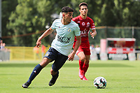 Guillaume Francois (22) of Union in action during Ia preseason friendly soccer game between Tempo Overijse and Royale Union Saint-Gilloise, Saturday 29th of June 2021 in Overijse, Belgium. Photo: SPORTPIX.BE   SEVIL OKTEM